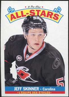 2012/13 Upper Deck O-Pee-Chee All Stars #AS21 Jeff Skinner