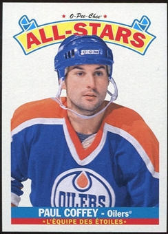 2012/13 Upper Deck O-Pee-Chee All Stars #AS37 Paul Coffey