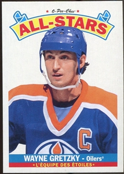 2012/13 Upper Deck O-Pee-Chee All Stars #AS48 Wayne Gretzky