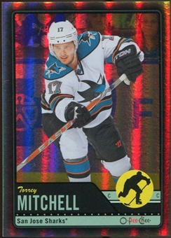 2012/13 Upper Deck O-Pee-Chee Black Rainbow #36 Torrey Mitchell 5/100