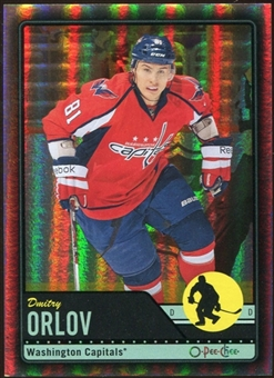 2012/13 Upper Deck O-Pee-Chee Black Rainbow #37 Dmitry Orlov 8/100