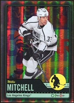 2012/13 Upper Deck O-Pee-Chee Black Rainbow #60 Willie Mitchell 90/100