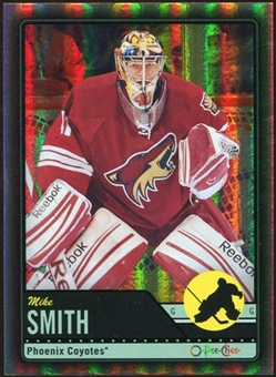 2012/13 Upper Deck O-Pee-Chee Black Rainbow #87 Mike Smith 52/100