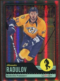 2012/13 Upper Deck O-Pee-Chee Black Rainbow #90 Alexander Radulov 59/100