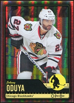 2012/13 Upper Deck O-Pee-Chee Black Rainbow #106 Johnny Oduya 88/100