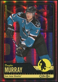 2012/13 Upper Deck O-Pee-Chee Black Rainbow #129 Douglas Murray 11/100