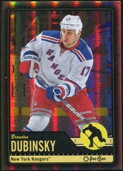 2012/13 Upper Deck O-Pee-Chee Black Rainbow #147 Brandon Dubinsky 62/100