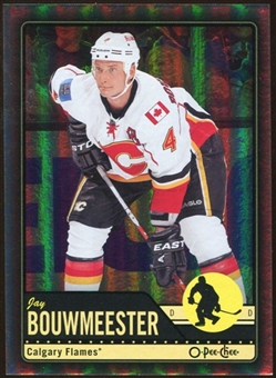 2012/13 Upper Deck O-Pee-Chee Black Rainbow #180 Jay Bouwmeester 40/100