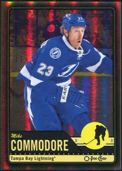 2012/13 Upper Deck O-Pee-Chee Black Rainbow #181 Mike Commodore 98/100