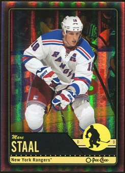2012/13 Upper Deck O-Pee-Chee Black Rainbow #183 Marc Staal 4/100