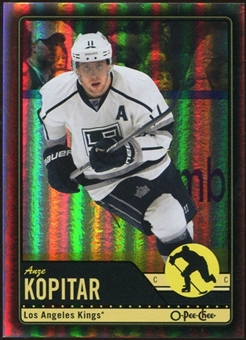 2012/13 Upper Deck O-Pee-Chee Black Rainbow #188 Anze Kopitar 19/100