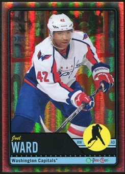 2012/13 Upper Deck O-Pee-Chee Black Rainbow #217 Joel Ward 5/100