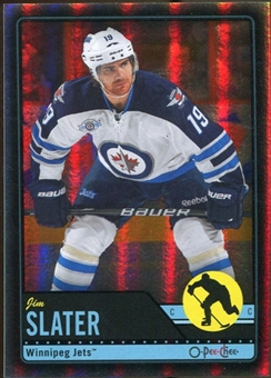 2012/13 Upper Deck O-Pee-Chee Black Rainbow #244 Jim Slater 42/100