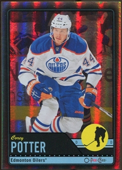 2012/13 Upper Deck O-Pee-Chee Black Rainbow #271 Corey Potter 98/100