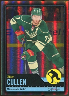 2012/13 Upper Deck O-Pee-Chee Black Rainbow #287 Matt Cullen 67/100