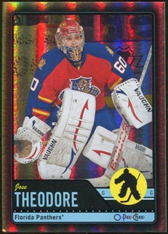 2012/13 Upper Deck O-Pee-Chee Black Rainbow #292 Jose Theodore 69/100