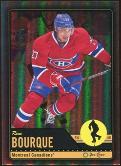 2012/13 Upper Deck O-Pee-Chee Black Rainbow #310 Rene Bourque 4/100