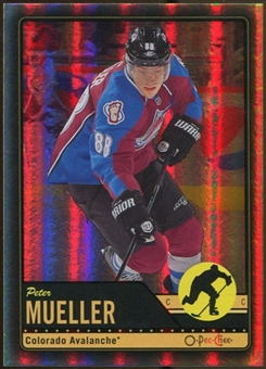2012/13 Upper Deck O-Pee-Chee Black Rainbow #320 Peter Mueller 9/100