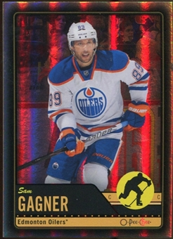 2012/13 Upper Deck O-Pee-Chee Black Rainbow #363 Sam Gagner 46/100