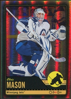 2012/13 Upper Deck O-Pee-Chee Black Rainbow #377 Chris Mason 59/100