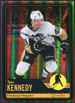 2012/13 Upper Deck O-Pee-Chee Black Rainbow #388 Tyler Kennedy 15/100