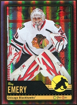 2012/13 Upper Deck O-Pee-Chee Black Rainbow #391 Ray Emery 99/100