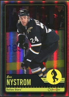 2012/13 Upper Deck O-Pee-Chee Black Rainbow #408 Eric Nystrom 62/100