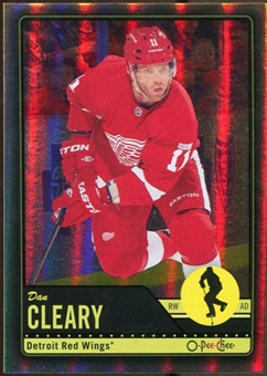 2012/13 Upper Deck O-Pee-Chee Black Rainbow #415 Dan Cleary 98/100