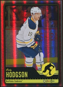 2012/13 Upper Deck O-Pee-Chee Black Rainbow #432 Cody Hodgson 62/100