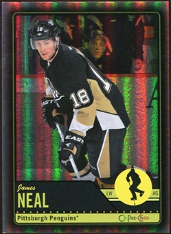 2012/13 Upper Deck O-Pee-Chee Black Rainbow #443 James Neal 20/100