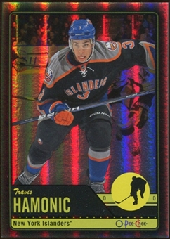 2012/13 Upper Deck O-Pee-Chee Black Rainbow #464 Travis Hamonic 9/100