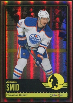 2012/13 Upper Deck O-Pee-Chee Black Rainbow #473 Ladislav Smid 12/100