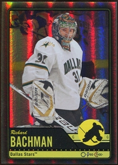 2012/13 Upper Deck O-Pee-Chee Black Rainbow #491 Richard Bachman 36/100