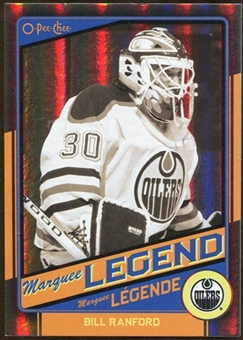 2012/13 Upper Deck O-Pee-Chee Black Rainbow #514 Bill Ranford 91/100