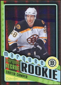 2012/13 Upper Deck O-Pee-Chee Black Rainbow #552 Carter Camper /100