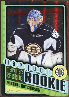 2012/13 Upper Deck O-Pee-Chee Black Rainbow #556 Michael Hutchinson 47/100