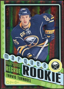 2012/13 Upper Deck O-Pee-Chee Black Rainbow #557 Travis Turnbull 40/100