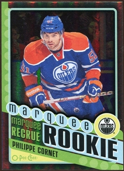 2012/13 Upper Deck O-Pee-Chee Black Rainbow #572 Philippe Cornet 42/100