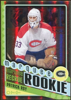 2012/13 Upper Deck O-Pee-Chee Black Rainbow #598 Patrick Roy 42/100