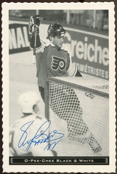 2012/13 Upper Deck O-Pee-Chee Black and White #11 Eric Lindros