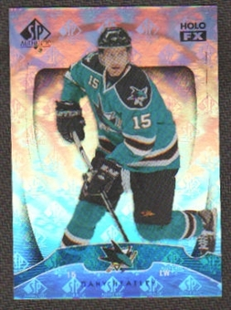2009/10 Upper Deck SP Authentic Holoview FX #FX5 Dany Heatley
