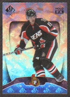 2009/10 Upper Deck SP Authentic Holoview FX #FX12 Jason Spezza