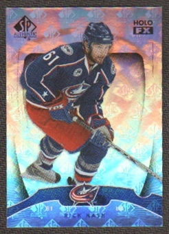 2009/10 Upper Deck SP Authentic Holoview FX #FX31 Rick Nash