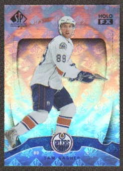 2009/10 Upper Deck SP Authentic Holoview FX #FX35 Sam Gagner