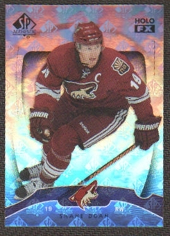 2009/10 Upper Deck SP Authentic Holoview FX #FX36 Shane Doan