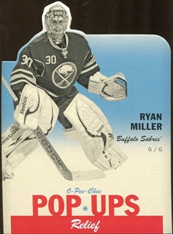 2012/13 Upper Deck O-Pee-Chee Pop Ups #PU5 Ryan Miller