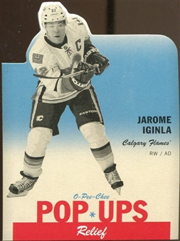 2012/13 Upper Deck O-Pee-Chee Pop Ups #PU6 Jarome Iginla