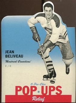 2012/13 Upper Deck O-Pee-Chee Pop Ups #PU26 Jean Beliveau