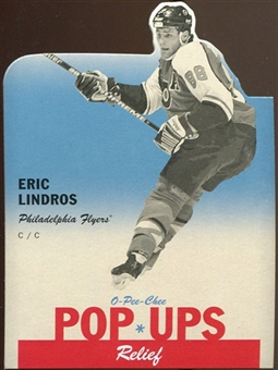 2012/13 Upper Deck O-Pee-Chee Pop Ups #PU38 Eric Lindros