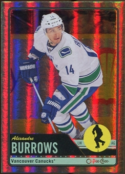 2012/13 Upper Deck O-Pee-Chee Rainbow #25 Alexandre Burrows